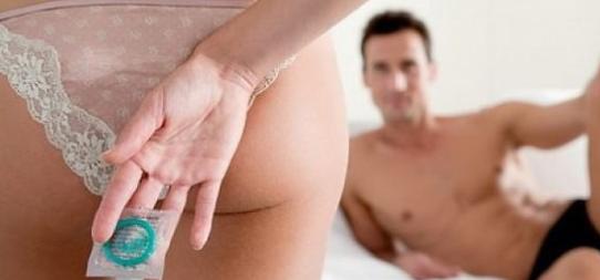 Опасен анальный секс без резинки