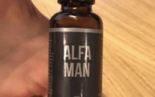 Отзывы о Alfa Men