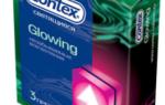 Презервативы Contex Glowing