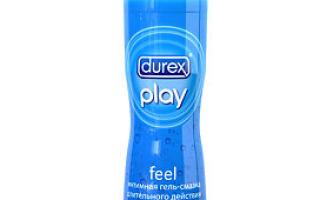 Гель-смазки Durex: секс с комфортом
