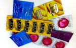 Виды презервативов