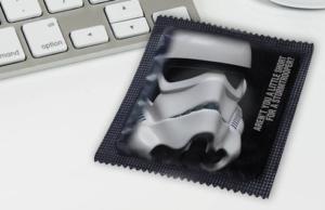 необычная упаковка презервативов
