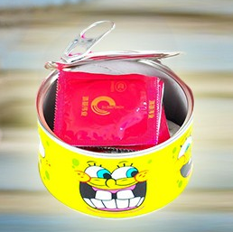 японские кондомы в консервах