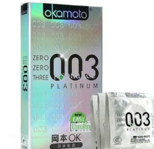 Японские ультратонкие кондомы