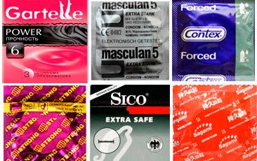 презервативы для анального секса