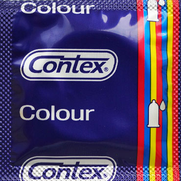 контекс цветные