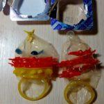 шипы презерватив