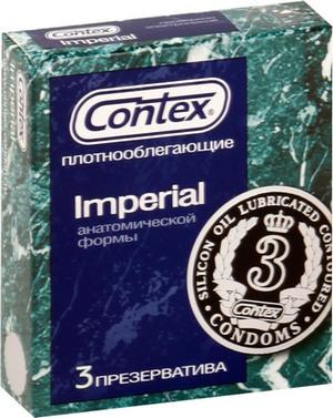 анатомические презервативы contex