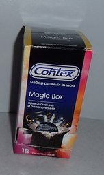 contex magic box
