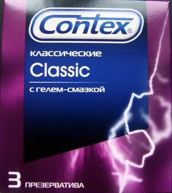 contex classic condoms