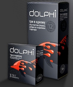 dolfi презервативы