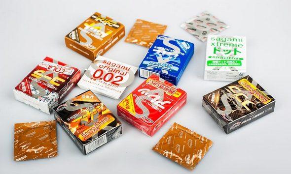 sagami презервативы