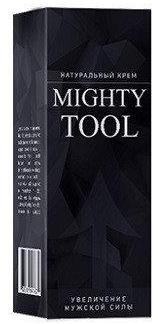 Mighty Tool упаковка выполнена в черном цвете